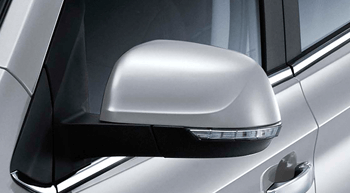 Electric Door Mirror With Side Turning Signal